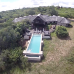 Flying over the South African Savanna with a Quadcopter and a GoPro