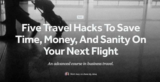 5 Travel Hacks to Save Money Readwrite