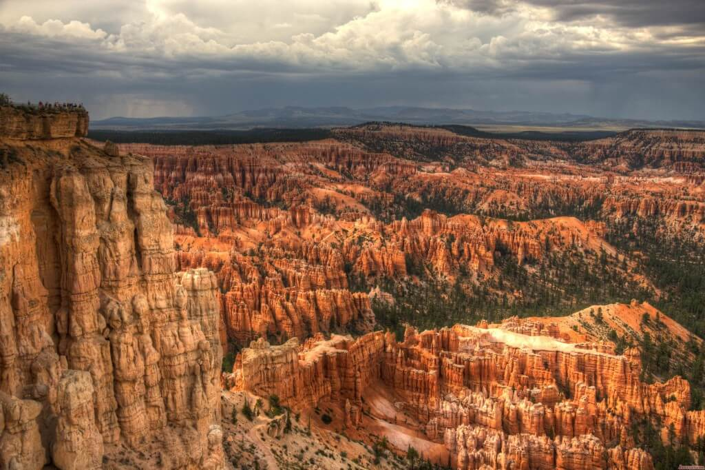 Bryce Canyon HDR (2 of 4)
