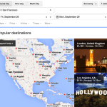 Using the new Google Flight Search to Find Travel Ideas