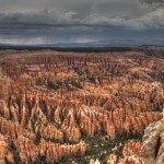 Beautiful Bryce Canyon National Park Photos in HDR