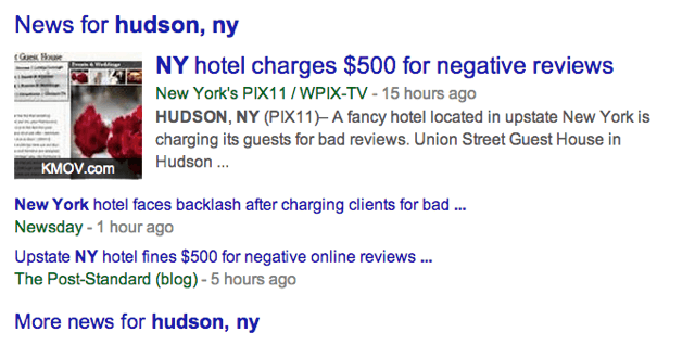 Hudson NY Search Results