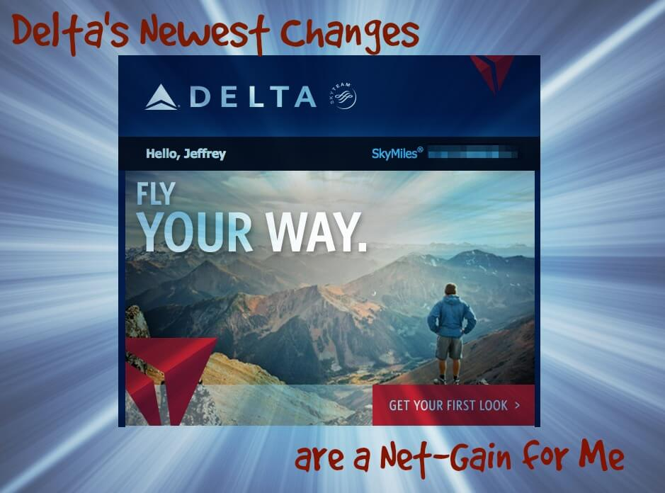 Delta s Newest Changes