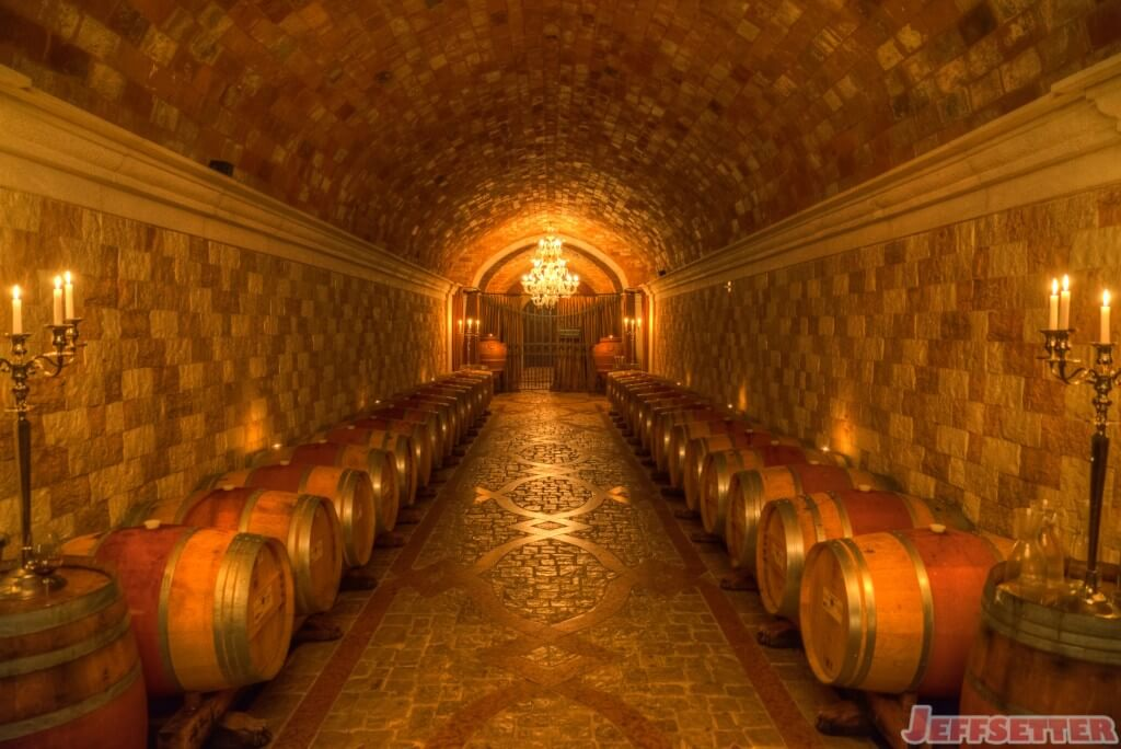 Del Dotto Wine Caves California