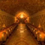 Wineries: Del Dotto Vineyards, Napa Valley