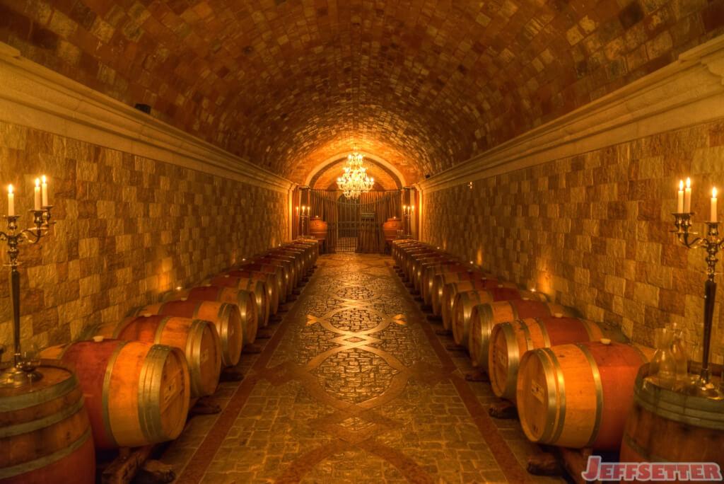 Del Dotto Wine Caves California