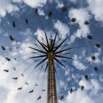 Giant Swing at Oktoberfest in Munich