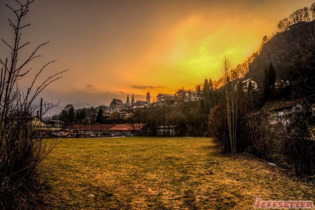 Berchtesgaden Sunset 1