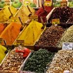 Galata Spice Market in Istanbul, Turkey