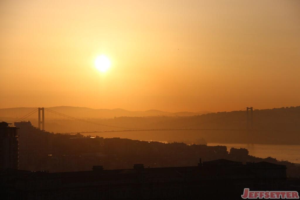 Sunrise Istanbul