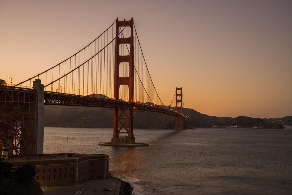 Golden Gate Bridge Examples
