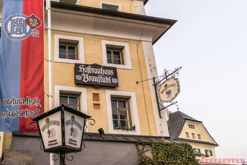 Hofbrauhaus in Berchtesgaden