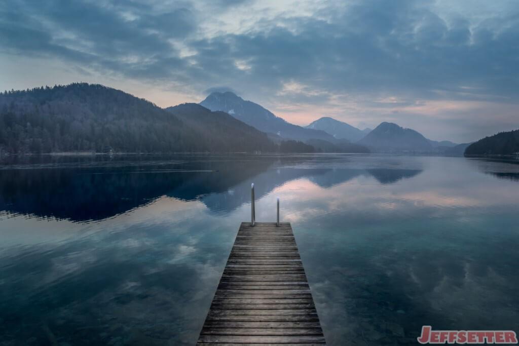 Lake Fuschl Austria