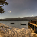 Oyster Delivery in Tomales Bay, California