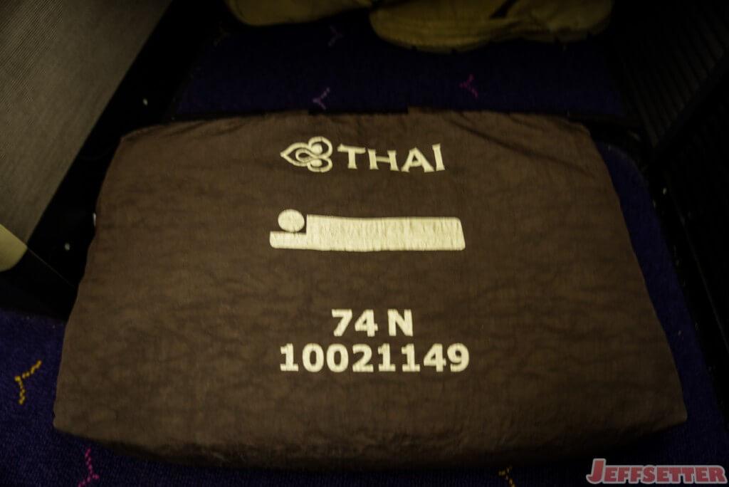 Thai Airways First Class-14
