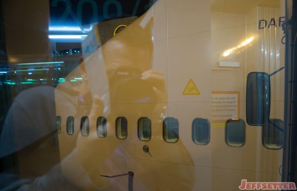 Thai Airways First Class-2