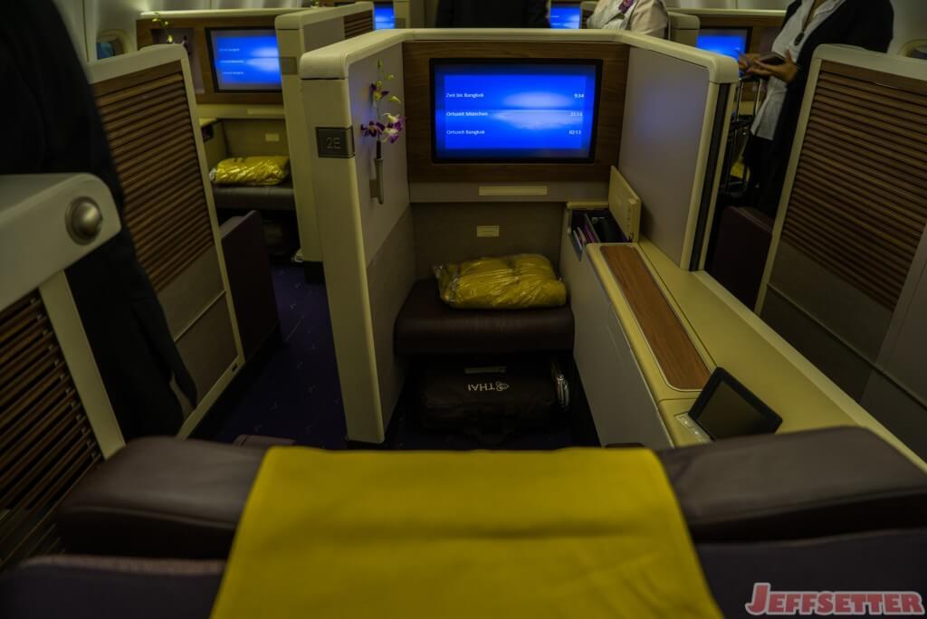 Thai Airways First Class-3
