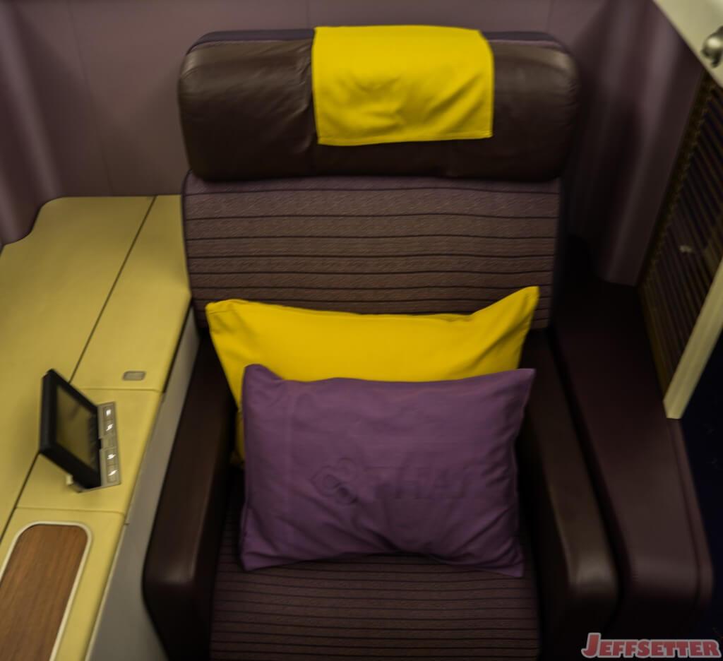 Thai Airways First Class-4