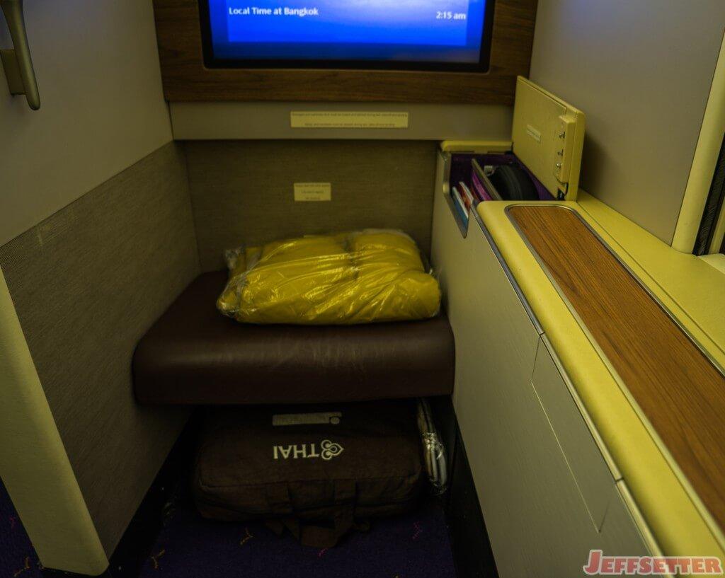 Thai Airways First Class-6