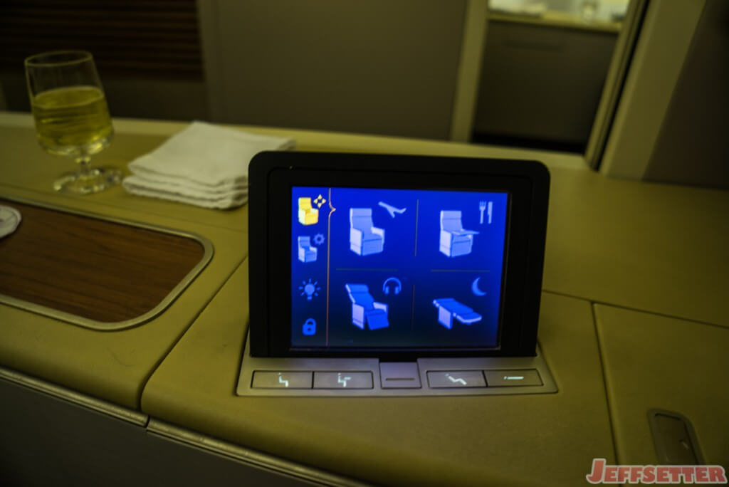 Thai Airways First Class-8