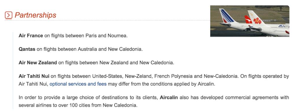 Aircalin Flight Partners
