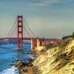 Golden Gate Bridge from Battery to Bluffs Trail