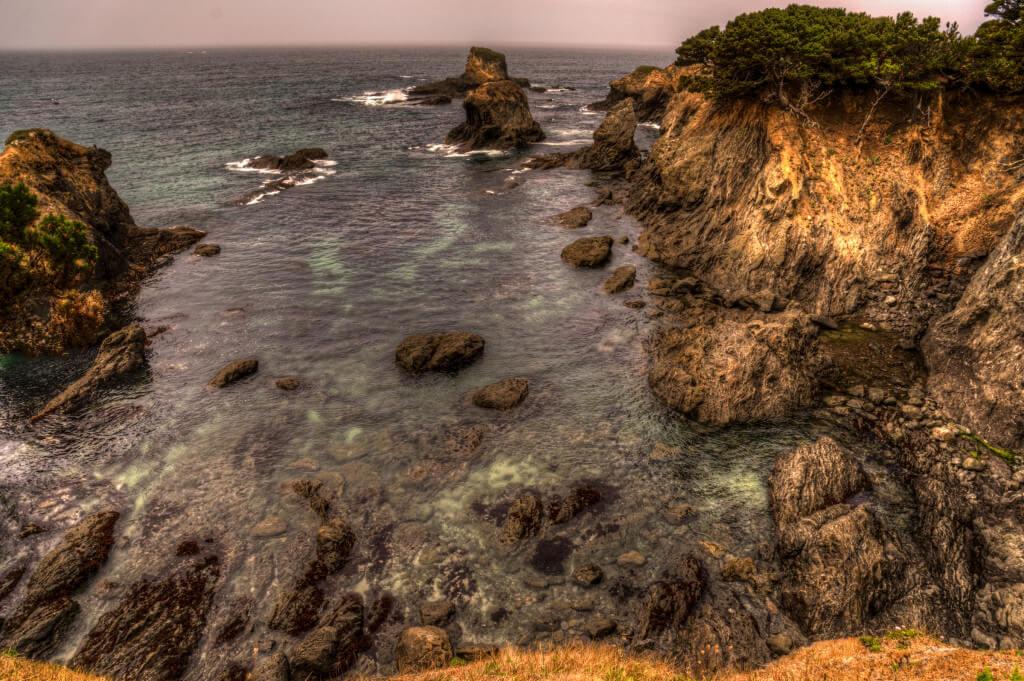 Mendocino Beach Surprise-3
