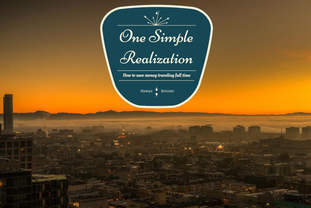 San Francisco Realization