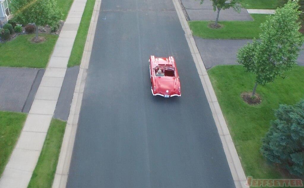 Corvette Video Jeffsetter