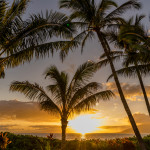 Maui Sunsets, Amex Premier Rewards Gold and Air Tahiti Flight Booking: My Week in Travel for July 18