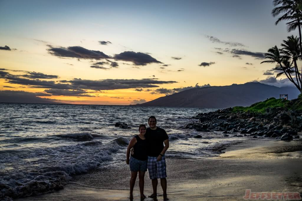 Maui Sunset Jeffsetters