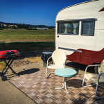 High Class Camping at the Vintages Trailer Resort – Willamette Valley Oregon