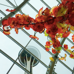 Fumbling Around Seattle – A Stroll through Chihuly Garden and Glass