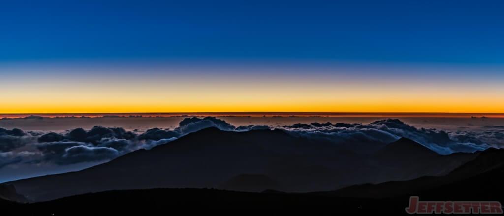 Haleakala Sunrise-2