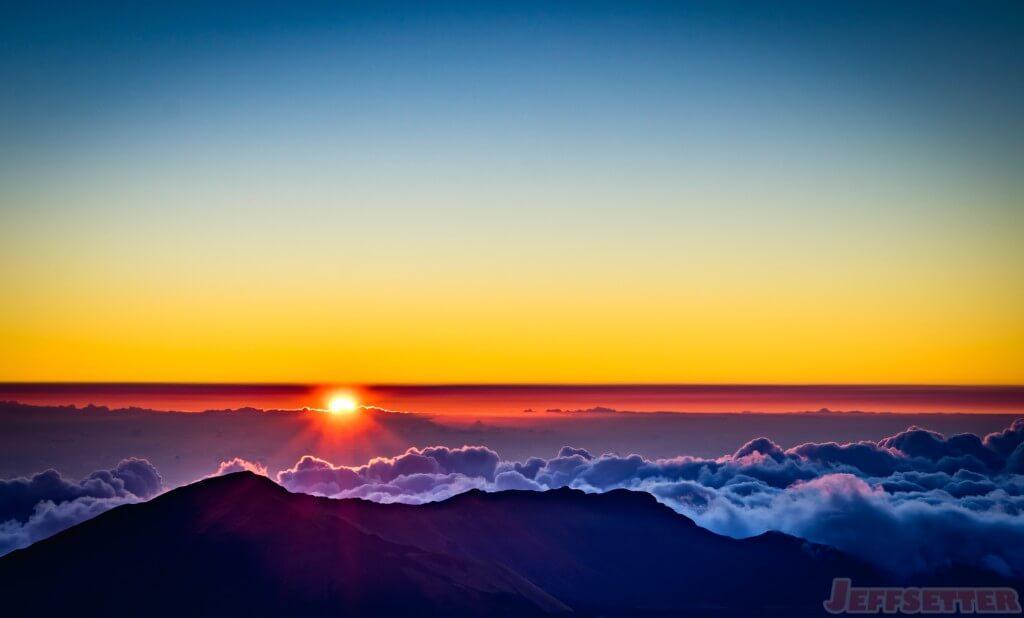 Haleakala Sunrise-3