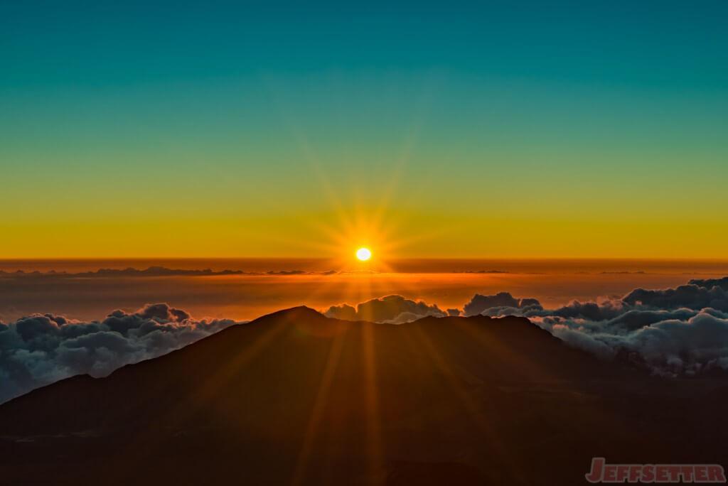 Haleakala Sunrise-4