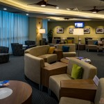 Review: Hawaiian Airlines Plumeria International Business Class Lounge at HNL