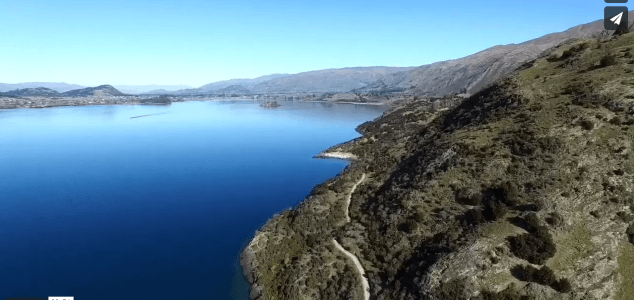 Stunning Drone Video of New Zealand Lakes and Mountains