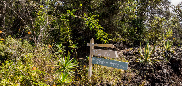 Bed and Breakfast on Hawaii's Big Island – Gluten Free House Review