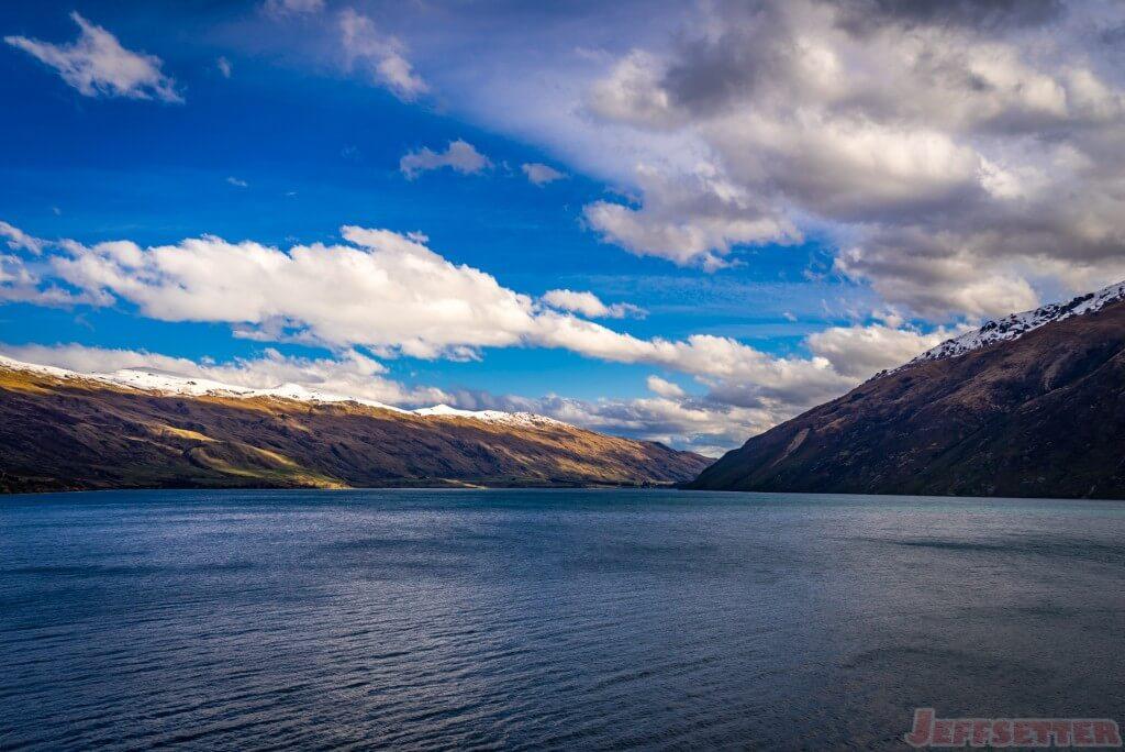 South side of Lake Wakatipu
