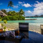 Waiheke New Zealand, Ocean Side of Bora Bora and Skymiles Transatlantic – My Week in Travel for September 7