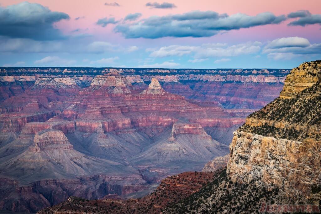 Grand Canyon Sunset-1