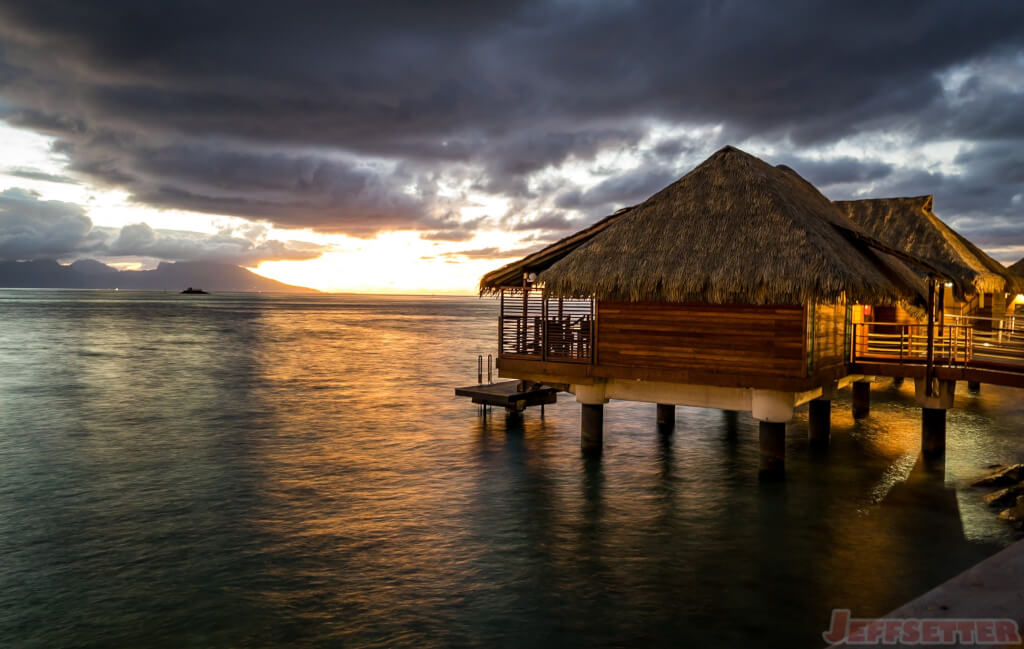 Intercontinental Tahiti Overwater Bungalow Hotel Review on intercontinental mauritius map, intercontinental moorea map, intercontinental riyadh map, tahitian islands map, intercontinental puerto rico map,