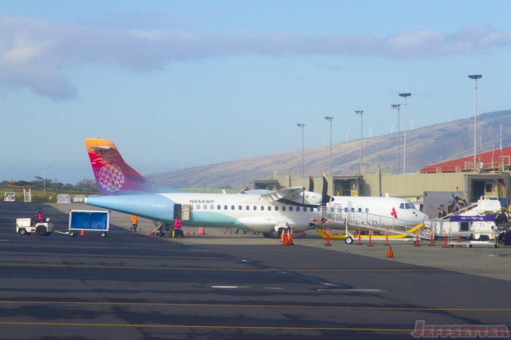 Island Air Retires Final ATR