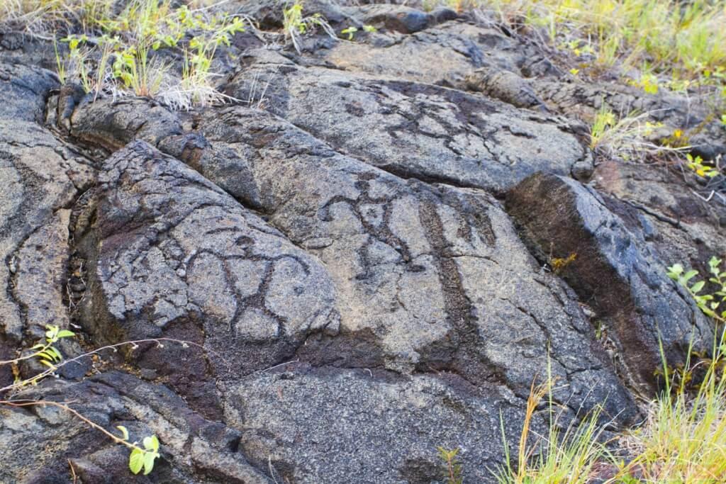 Pu'uloa Petroglyphs