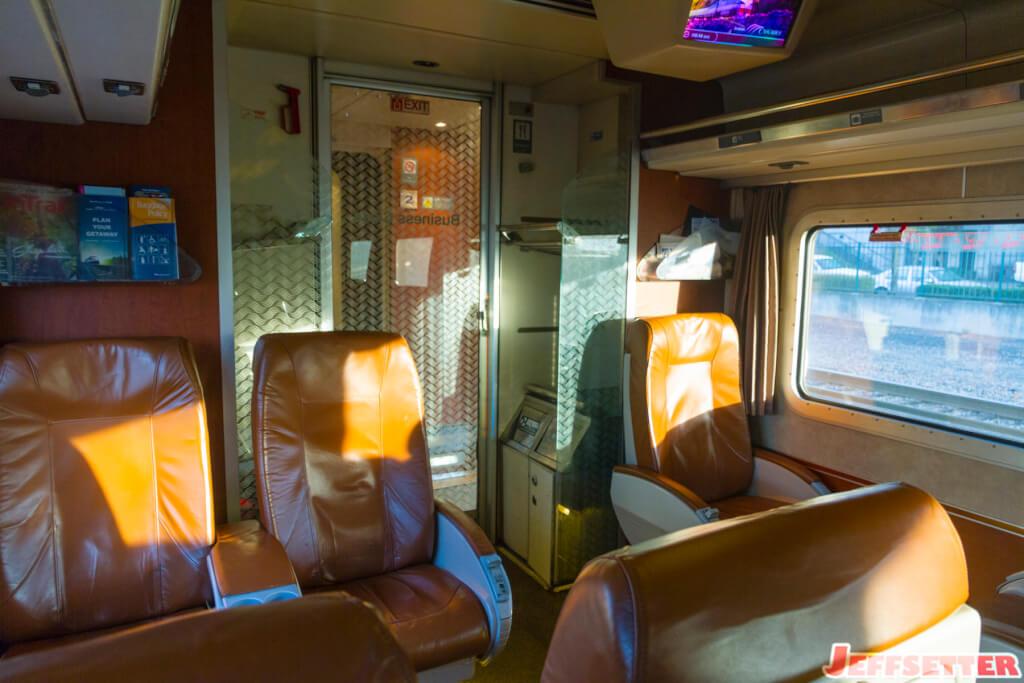 Amtrak Cascades Jeffsetter Travel