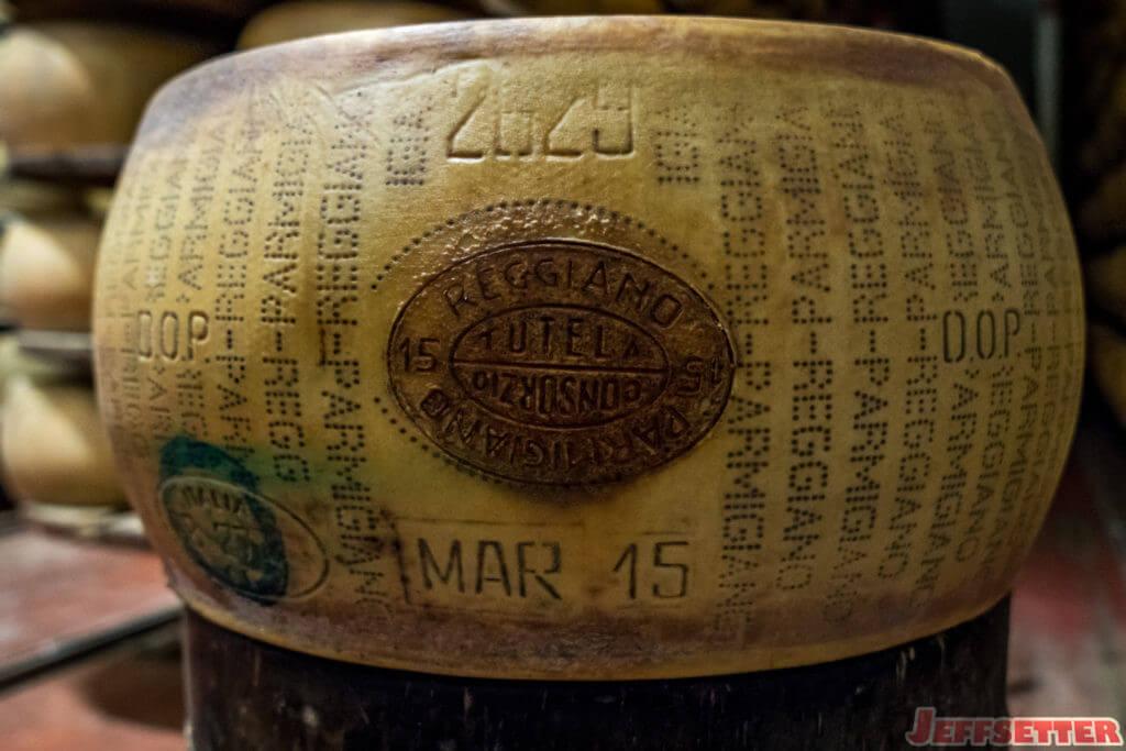 Parmigiano Reggiano Cheese Tour-00258
