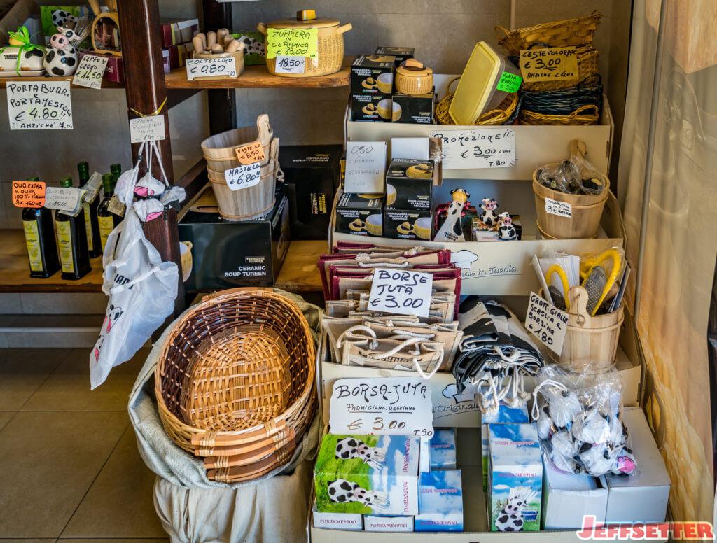 Parmigiano Reggiano Cheese Tour-00274