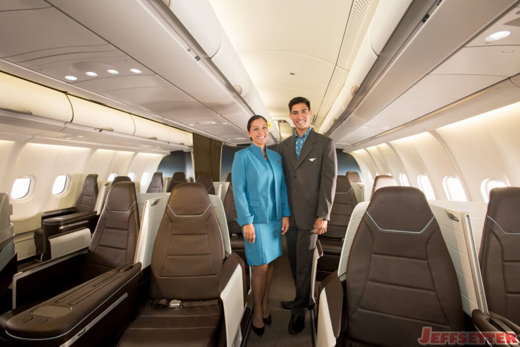 Hawaii Airlines Forge New Partnerships