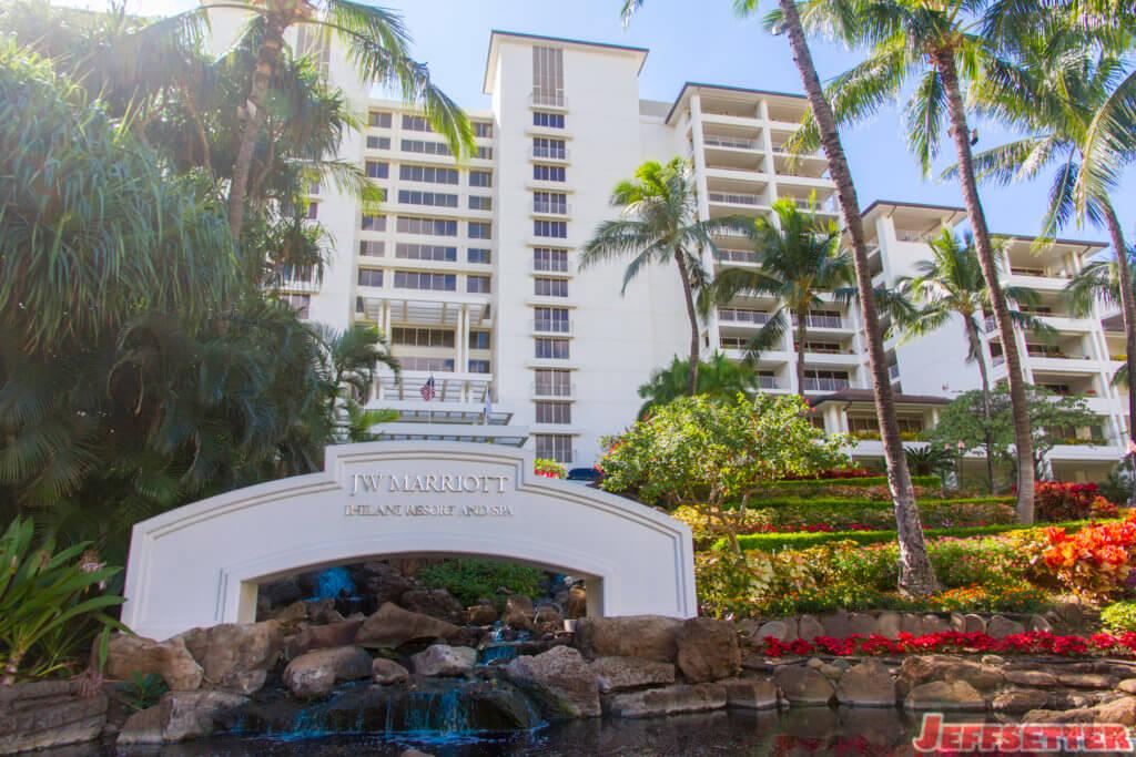 Marriott and Starwood Hawaii